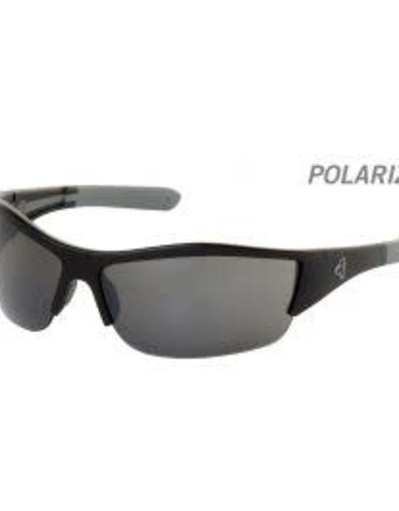 Ryders Fifth polar Matte Black-grey/Grey lens
