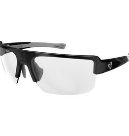 Ryders SEVENTH POLY BLACK / CLEAR LENS