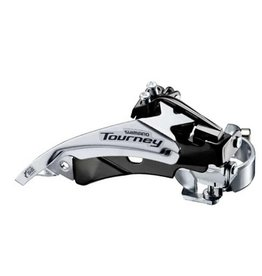 Shimano Shimano, Tourney FD-TY510, Front derailleur, 6/7sp., Top Swing, dual Pull, Low, 34.9/31.8/28.6mm