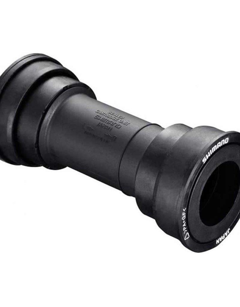 Shimano Shimano, BB-MT500-PA, Press-fit, BB Shell: 89.5/92mm, Steel, Black, EBBMT500PA