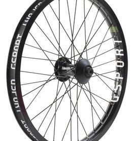 gsport G-Sport Elite V2 Front BMX Wheel - Black