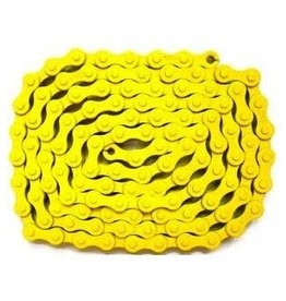 KMC KMC 410 Chain - Yellow