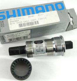 Shimano BB-UN53 (SQUARE/TAPER) 73X113