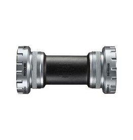 Shimano Shimano, BB-RS500, Hollowtech II, BB Shell: 68mm, Dia.: -, Axle: 24mm, Steel, Silver, EBBRS500B