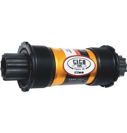 TRUVATIV Truvativ, Giga Pipe SL, ISIS bottom bracket, BSA, 68/E/73mm, 113mm, Steel, Black, 00.6415.008.000