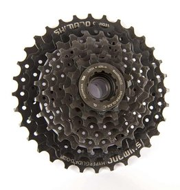 Shimano SHIMANO CASSETTE  CS-HG31, 8-SPEED, 11-13-15-17-20-23-26-30T(AN), IND.PACK