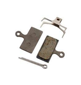Shimano Shimano, B01S B-Type, Disc Brake Pads, Shape: Shimano B-Type, Resin, Pair, EBPB01SRESINA