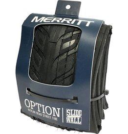 MERRITT MERRITT OPTION TIRE 2.35 KEVLAR/ FOLDING BLACK