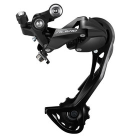 Shimano REAR DERAILLEUR, RD-M3100, ALIVIO,SGS 9-SPEED, TOP NORMAL