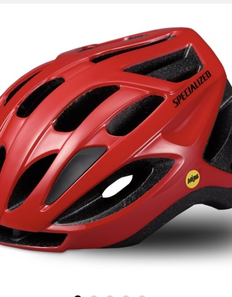 Specialized SPECIALIZED ALIGN w/MIPS - Gloss Red S/M