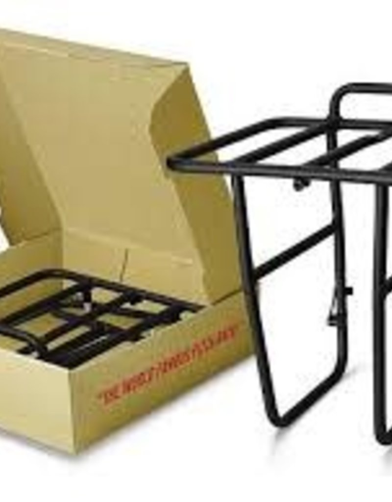 Specialized SPECIALIZED PIZZA FRONT RACK - Black