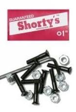 "SHORTY'S Shorty's Skate Hardware 1"" allan black"