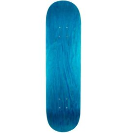"Prime Wood Blank Deck 8.25"" Blue/Black"