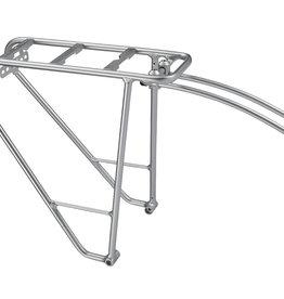 """ELECTRA Electra 26"""" MIK Compatible Rear Rack Silver"""