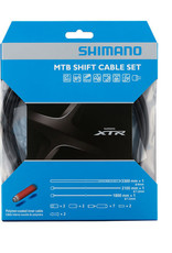 Shimano POLYMER COATED SHIFT CABLE SET FOR M9000XTR