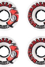 SECTOR 9 BUTTERBALLS WHEELS 61MM 80A (SET OF 4)