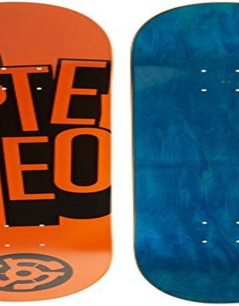 """STEREO STACKED DECK 8.5"""""""