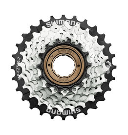 Shimano FREEWHEEL SPROCKET, , 7-SPEED, 14-28