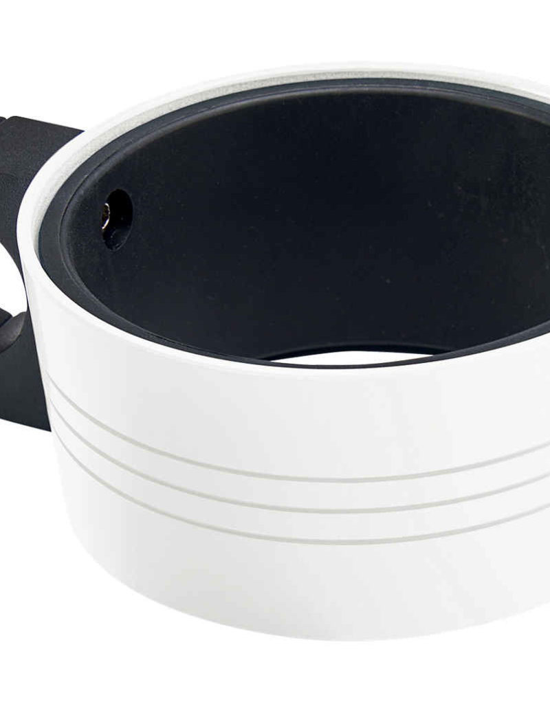 ELECTRA ELECTRA LINEAR CUP HOLDER WHITE