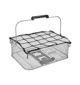 ELECTRA Electra Honeycomb Low Profile MIK Rear Basket Fog Grey