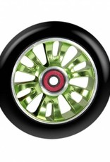 Madd Gear MGP 110mm Vicious wheel Black w/ Green core