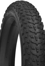 45NRTH 45NRTH Dillinger 5 Tire - 27.5 x 4.5, Tubeless, Folding, Black, 120tpi, Studdable