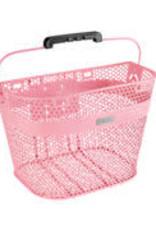 ELECTRA Electra Linear QR Basket Pink
