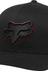 fox head EPICYCLE FLEXFIT HAT [BLK/RD] S/M