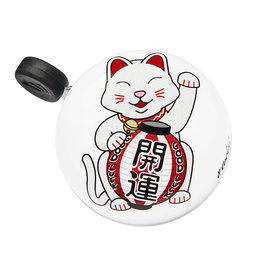 ELECTRA Bell Electra Domed Ringer Lucky Cat