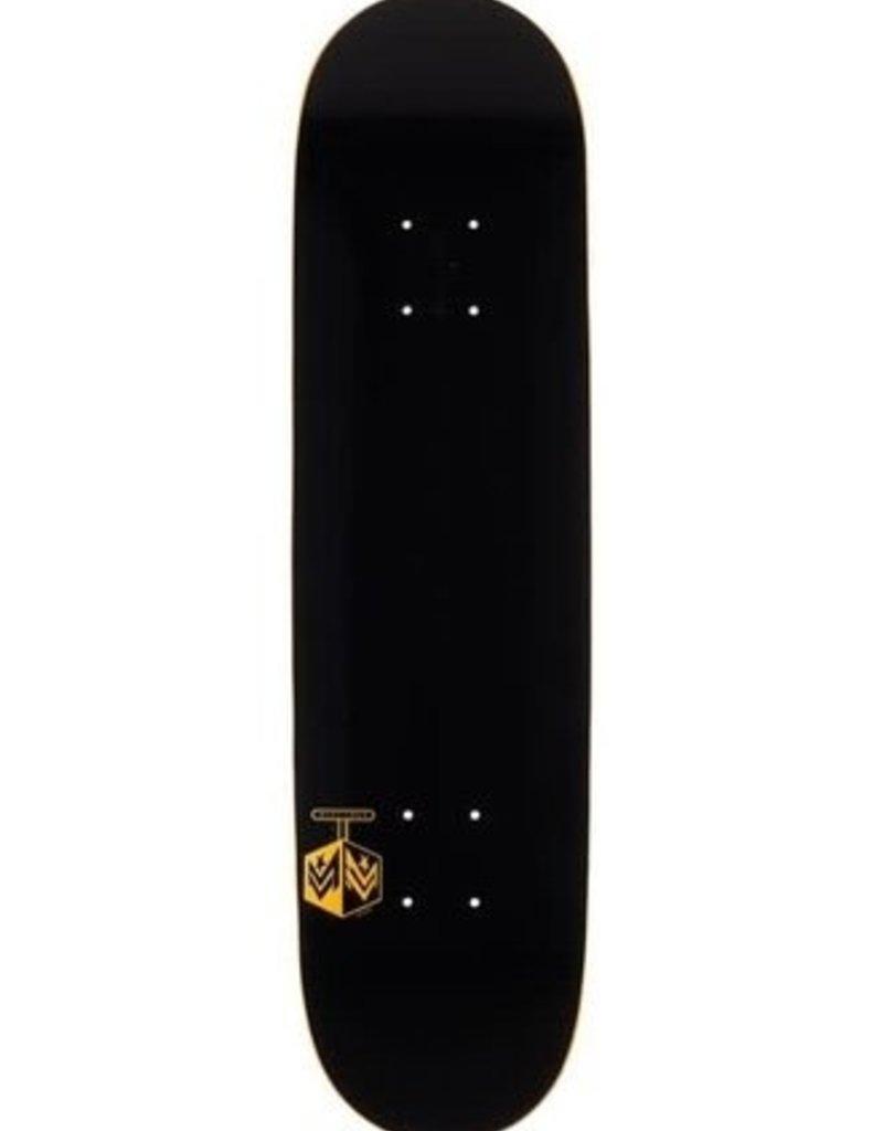 """Mini-Logo Mini-Logo Deck - Detonator 8.5"""" Black"""