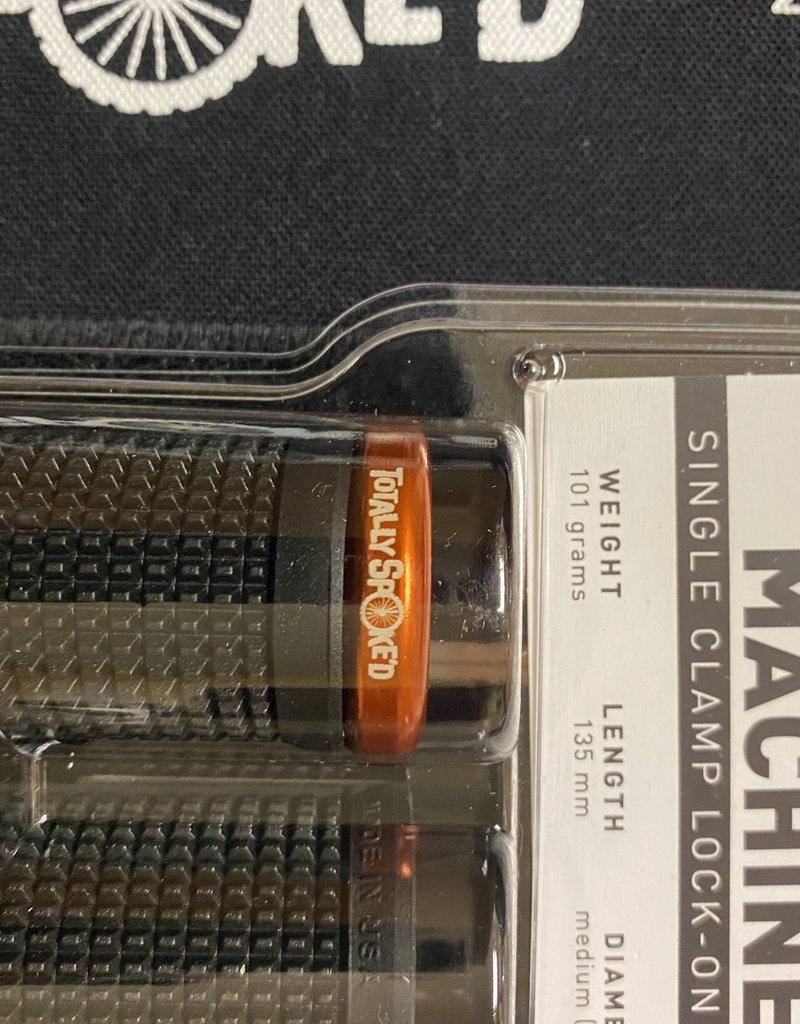 LIZARD SKINS Lizard Skins Machine single clamp grips - TS orange