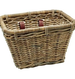 ELECTRA BASKET ELECTRA RATTAN RECTANGULAR BROWN