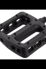 "Odyssey Odyssey Twisted PC Pedals - Platform, Composite/Plastic, 9/16"", Black"