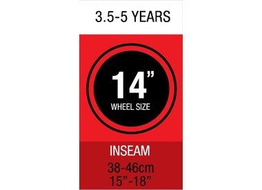 "14"" (3.5-5 Years)"