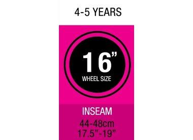 "16"" (4-5 Years)"
