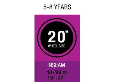 "20"" (5-8 Years)"