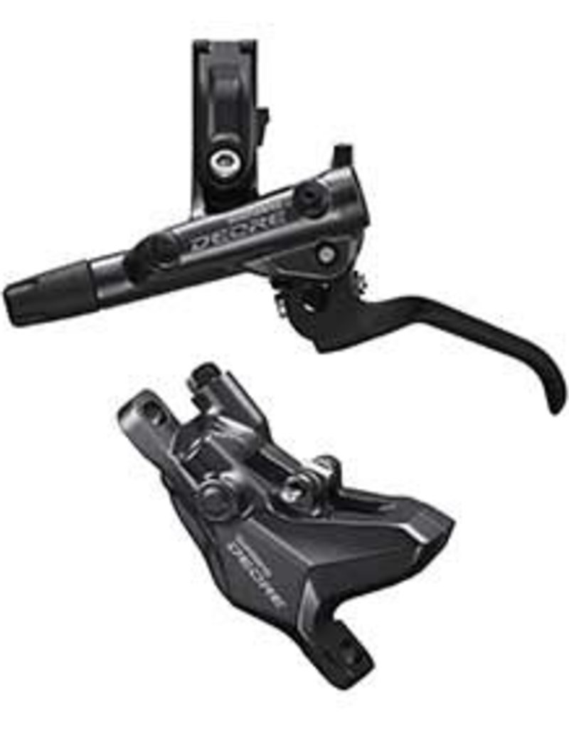 Shimano DISC BRAKE ASSEMBLED SET/J-kit, DEORE, BL-M6100(L),
