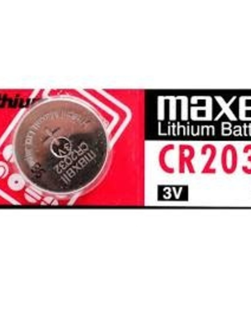 Maxell Battery, CR2032