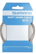 Shimano Shimano, Shift cable, Stainless, 1.2 x 2100mm, Unit