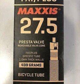 """Maxxis Maxxis Fat Tube: 27.5 x 3.80 - 5.00"""", Presta Valve, Removable Valve Core"""
