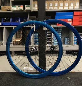 Pure Fix Purefix Wheelset Anodized Blue (Sold as Pair only )