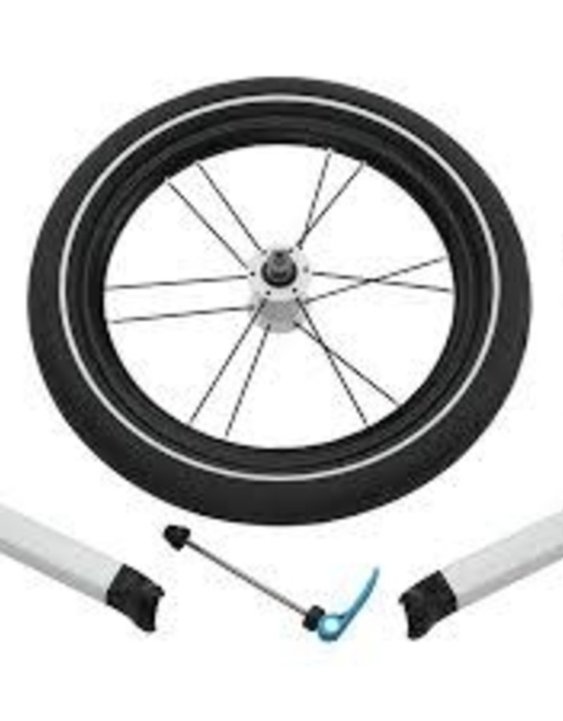 Thule Thule Chariot Cross and Lite Jogging Kit for 1 Child Carrier