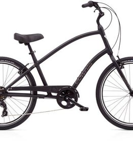 ELECTRA ELECTRA Townie 7D Step Over 26 Tall Matte Black