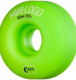 Mini-Logo MINI LOGO C-Cut 52mm Green