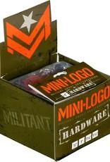 "Mini-Logo MINI LOGO Skate Hardware 1""Phillips Black"