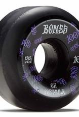 BONES BONES 100's side cut  Black 55mm