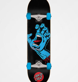 "Santa Cruz Santa Cruz Screaming Hand 8.0"" Skateboard Complete"