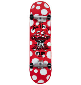 """Flip Complete Tom Penny Dots Red 8.13"""" x 32"""""""