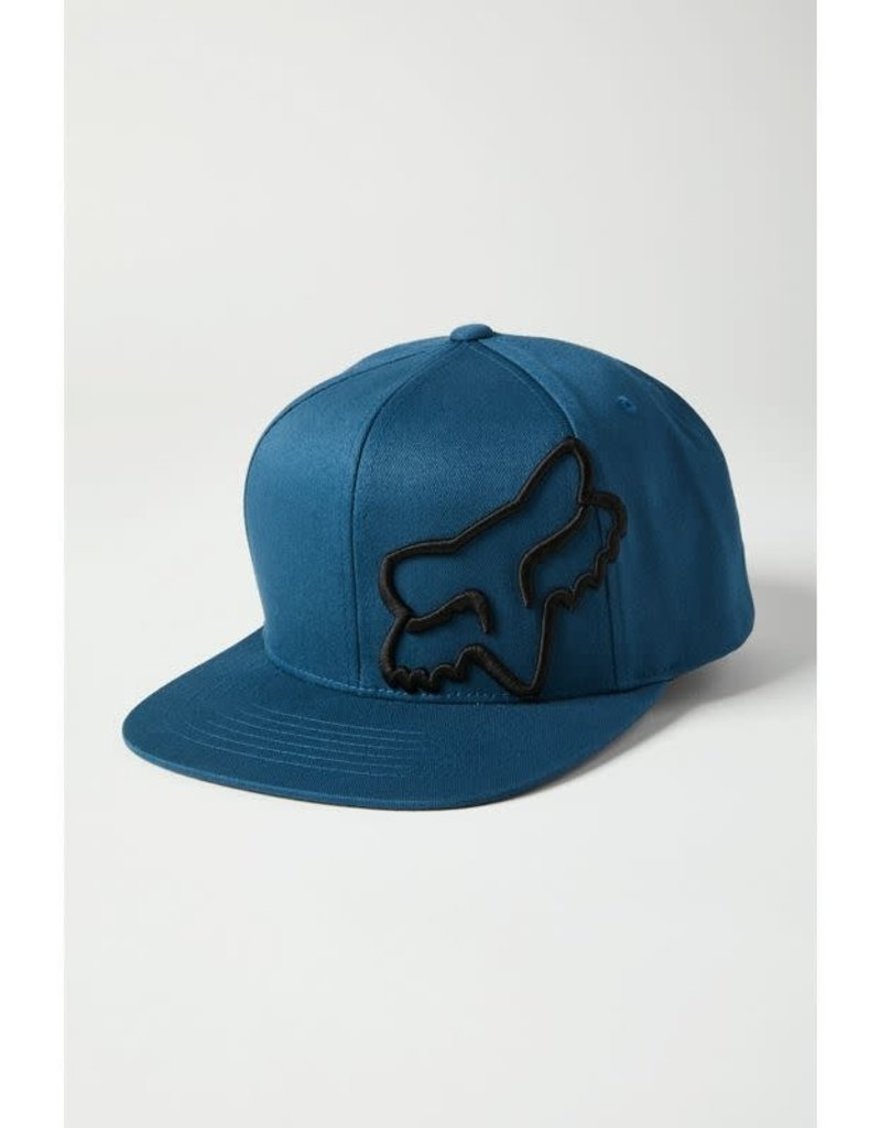 fox head FOX  - HEADERS SNAPBACK HAT [DRK INDO] OS