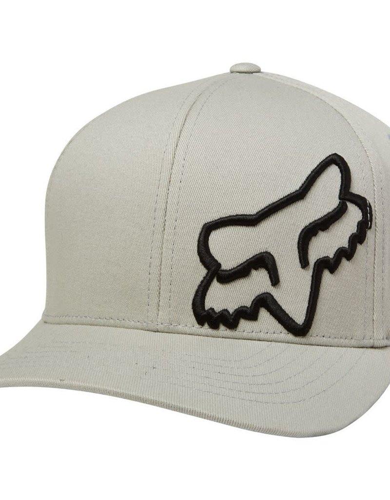 fox head FOX FLEX 45 FLEXFIT HAT [STL GRY] L/XL